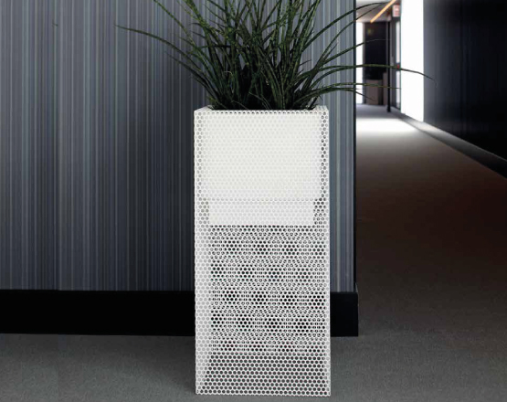 Ferrum Perforated Planters